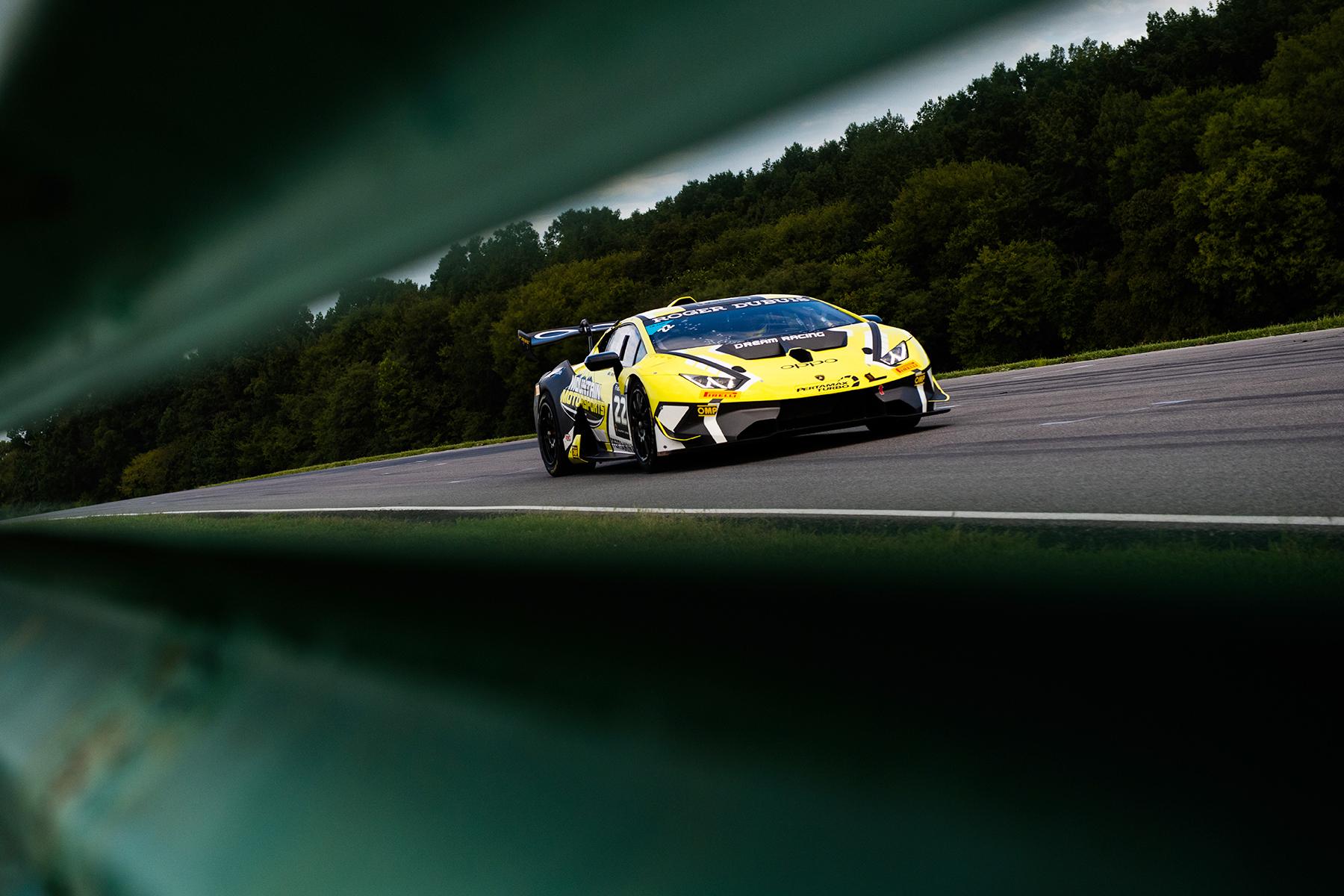 Cenrtigrade - Lamborghini Super Trofeo