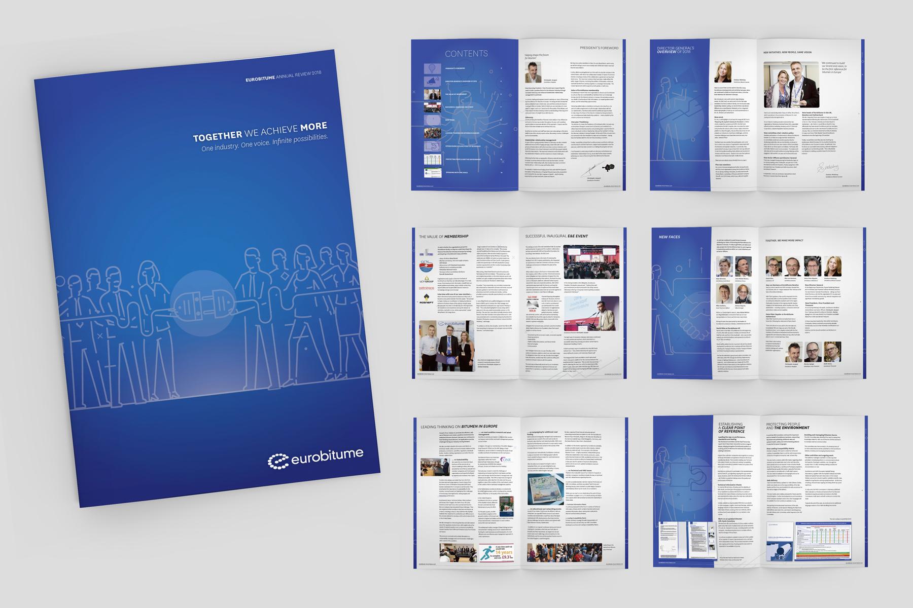 Centigrade - Eurobitume Annual Review