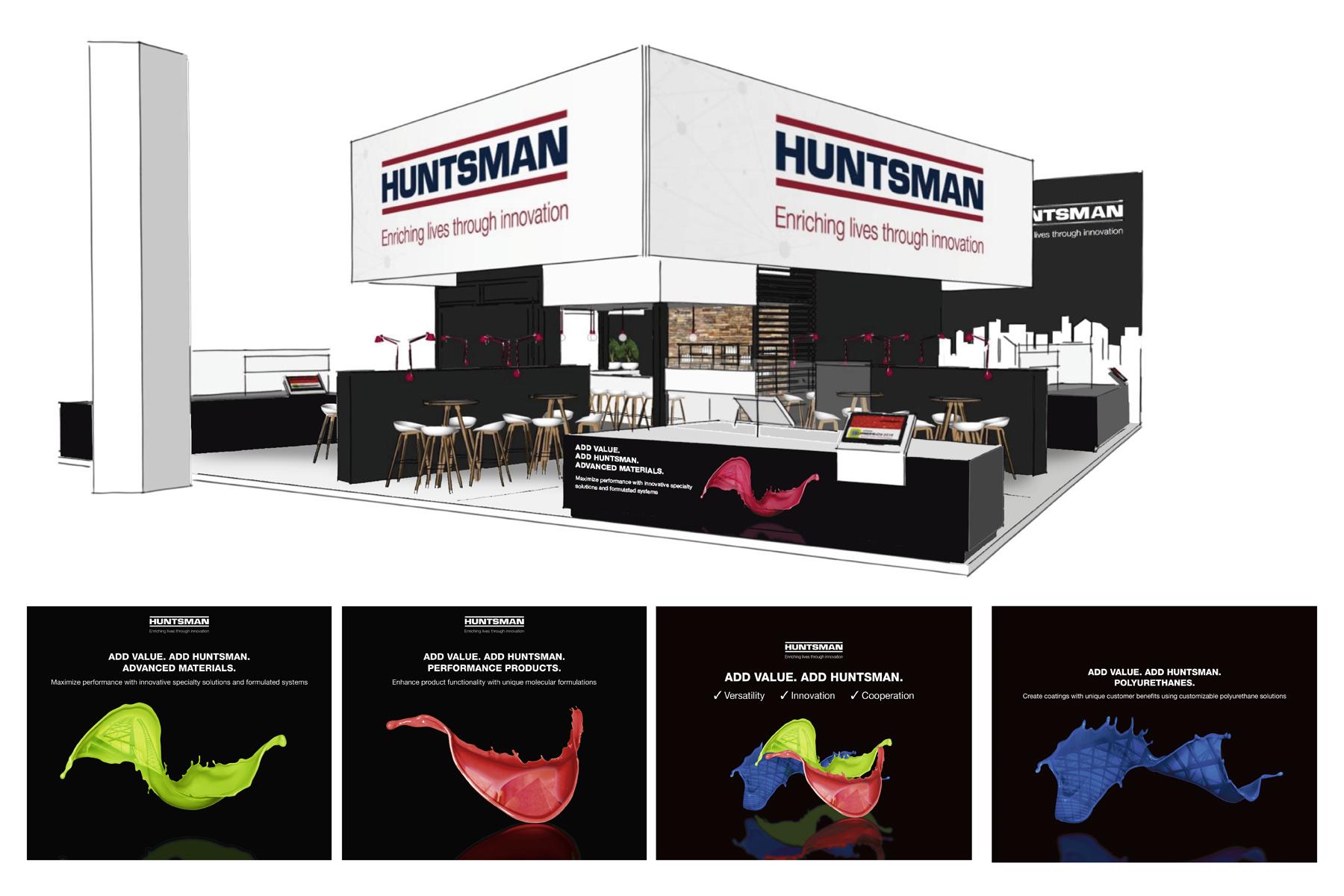 Centigrade - Huntsman European Coatings Show