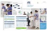 Centigrade - TORK Healthcare Handhygiene Brochure