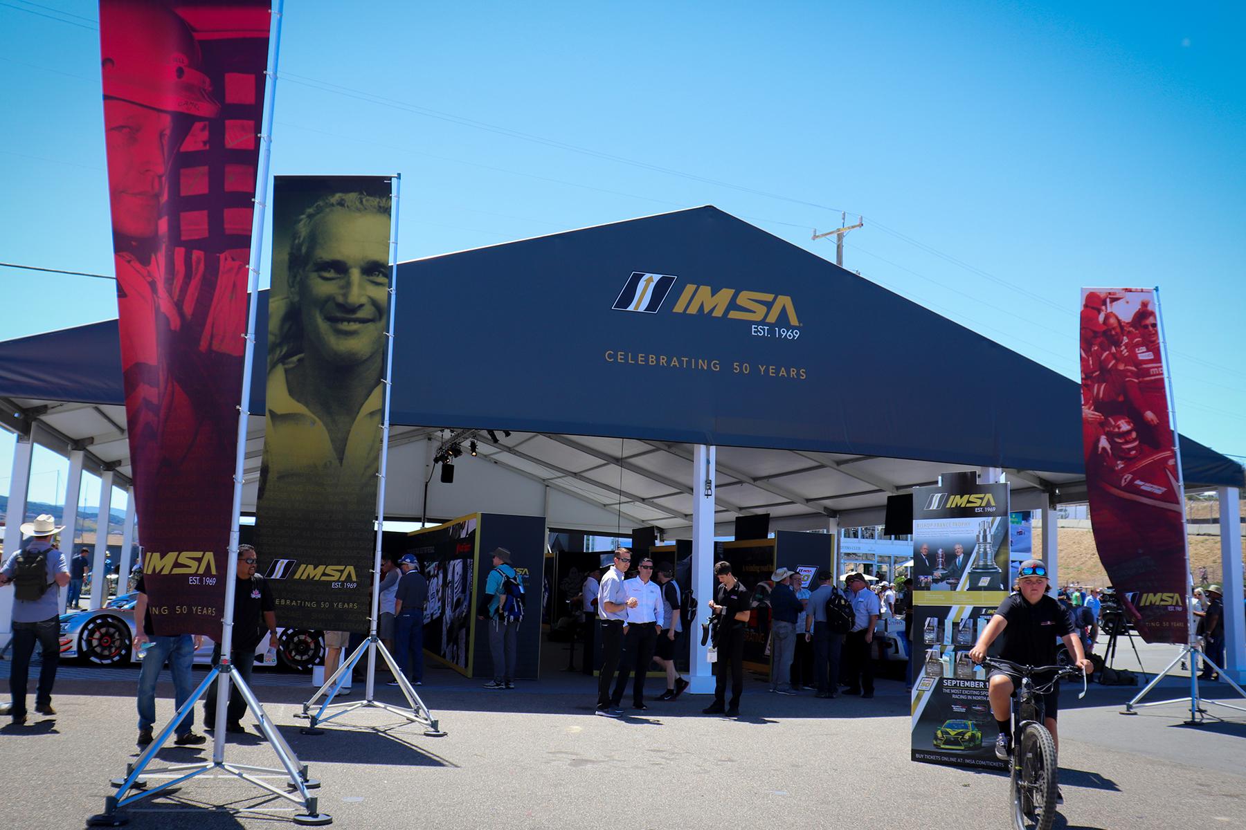 Centigrade - Celebrating IMSA at Rolex Monterey Motorsports Reunion