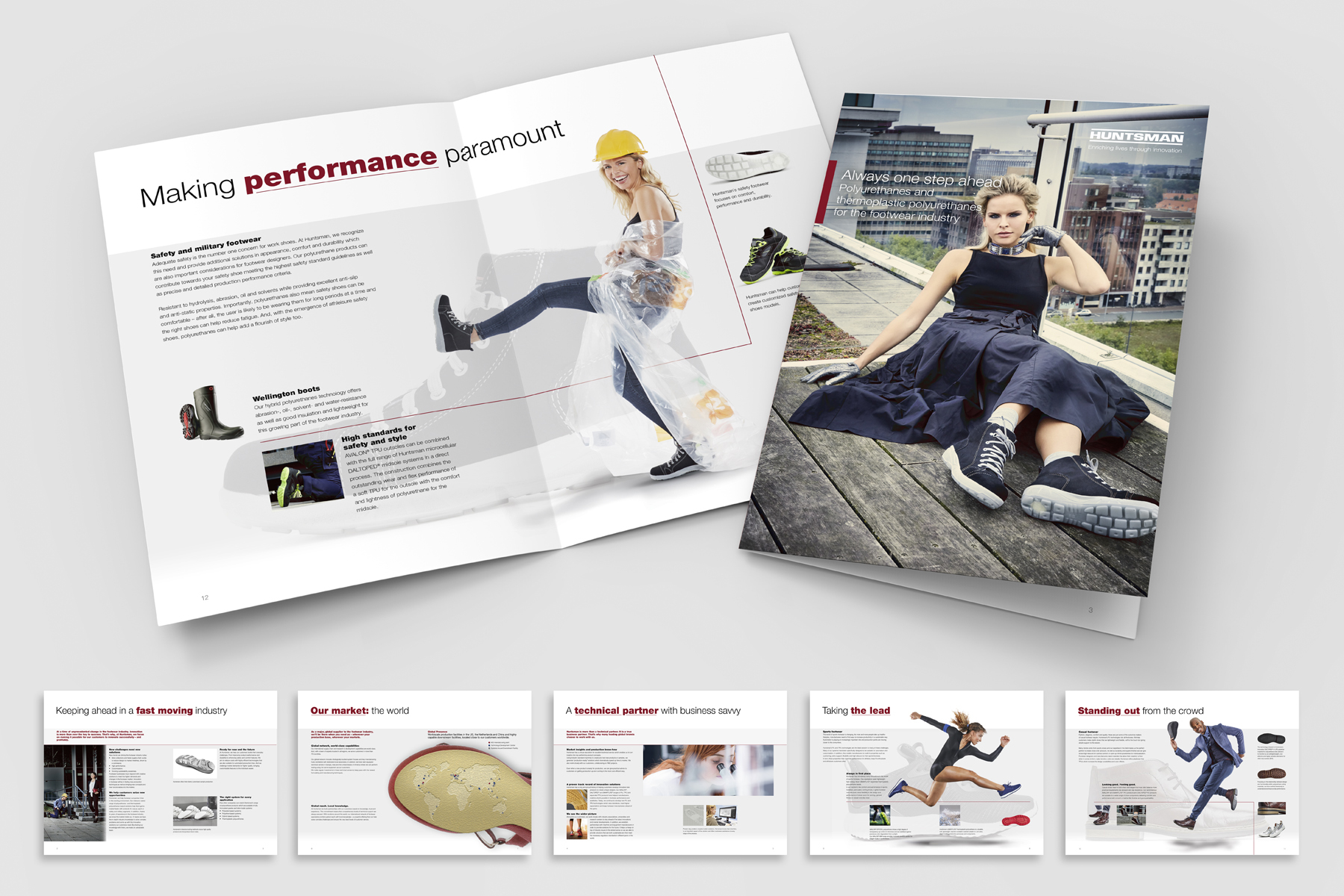 Centigrade - Huntsman Footwear Brochure