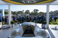 Centigrade - Lotus Cars at Monterey Car Week
