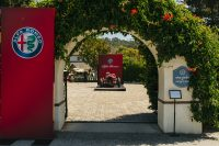 Centigrade - Alfa Romeo at Monterey Car Week