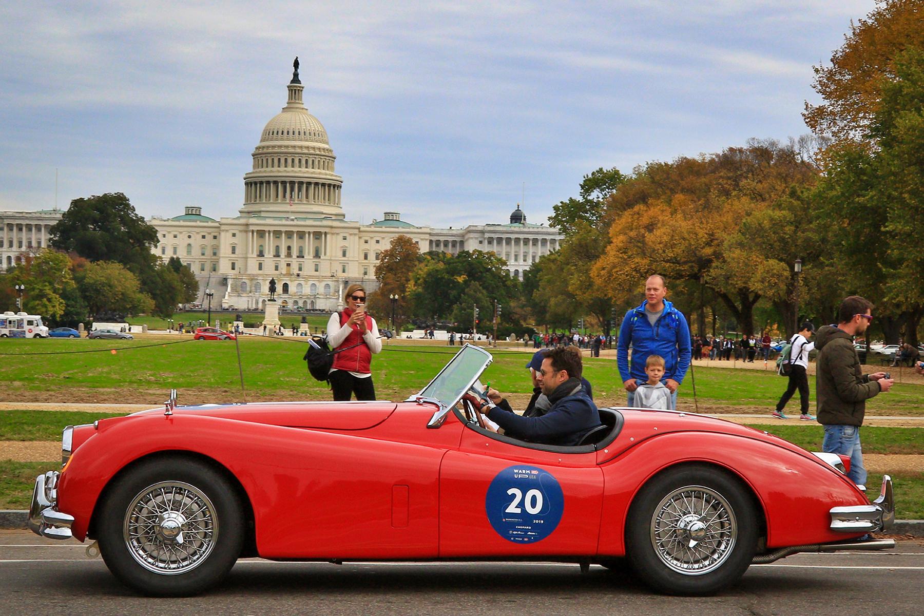 Centigrade - 1000 Mille Miglia Warm Up USA