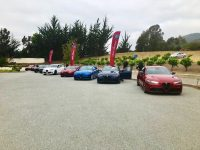 Alfa Romeo Ride-and-Drive Quadrifoglio lineup