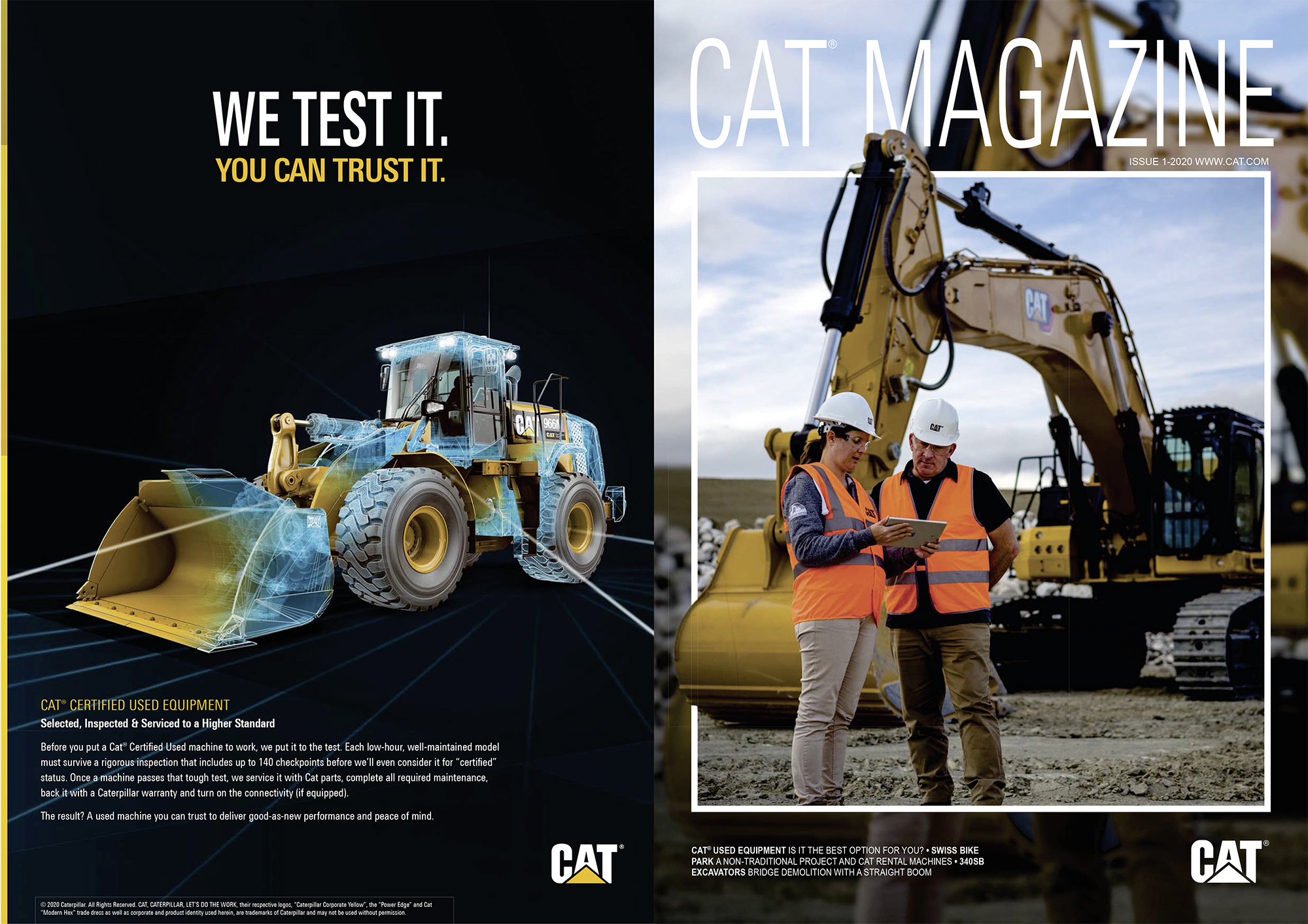 Centigrade - CAT-Magazine