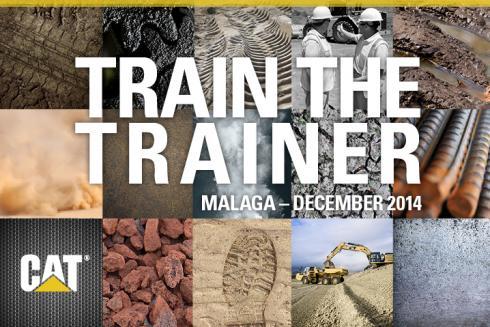 centigrade caterpillar train the trainer event