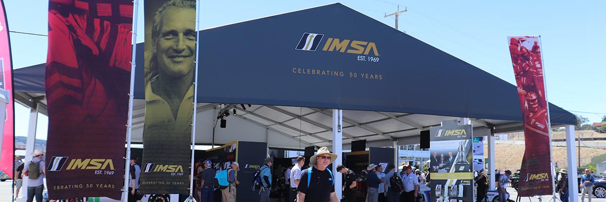 Celebrating IMSA at 2019 Rolex Monterey Motorsports Reunion
